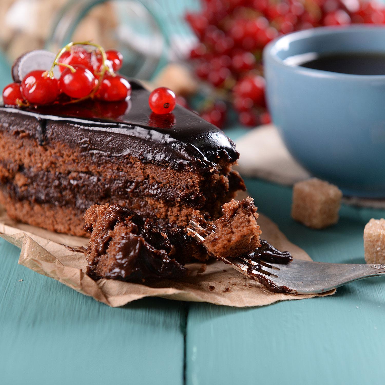 Kuchen, Schokoladenkuchen